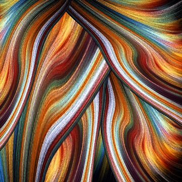 Swirling Rainbow by saleire