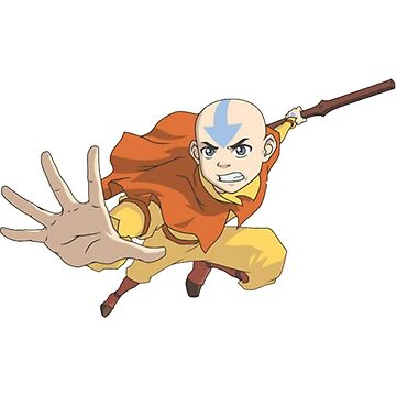 Avatar the Last Airbender by OceanWolffe