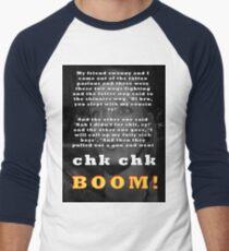 Tell it again!! Men's Baseball ¾ T-Shirt