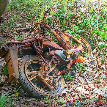 The Funky Moped - Aka - Jasper Carrot !! by Arrowman