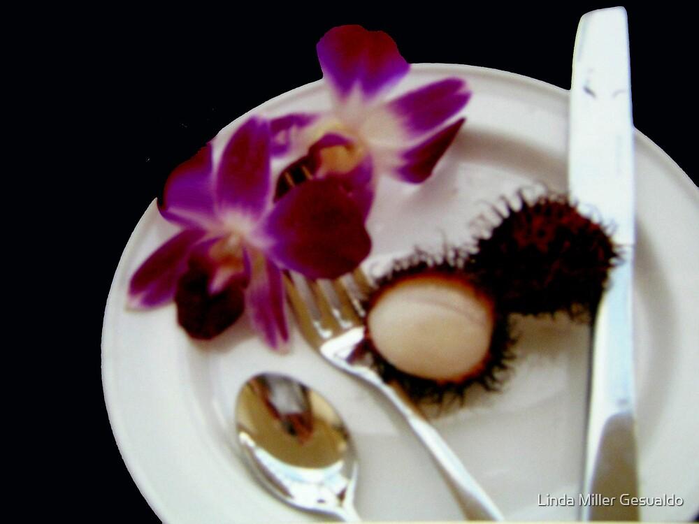Fine Dining by Linda Miller Gesualdo