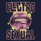 Electro Sexual Logo by deerokone