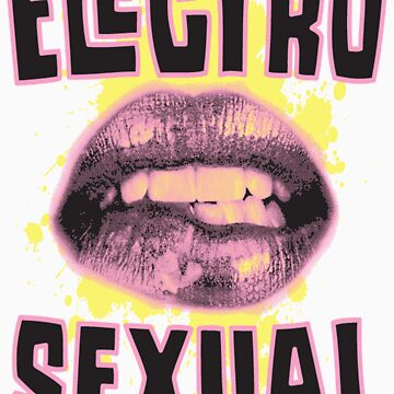 Electro Sexual Logo by deerokone