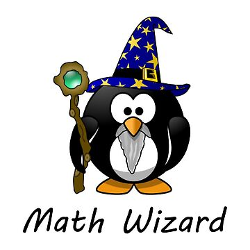 Math Wizard by geeknirvana
