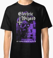 Electric Wizard - Legalisieren Sie es Classic T-Shirt