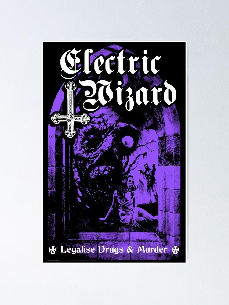 Wizard Wizard Electric Sie Legalisieren EsPoster Electric Legalisieren DEHIW29Y