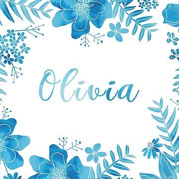 Olivia by hayleylauren