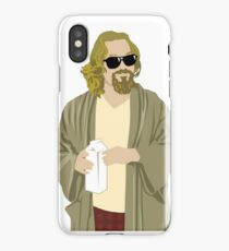 His Dudness iPhone Case