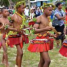 Kiriwina Traditional Dance by styles
