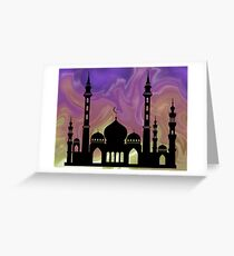 Arabian Nights Greeting Card