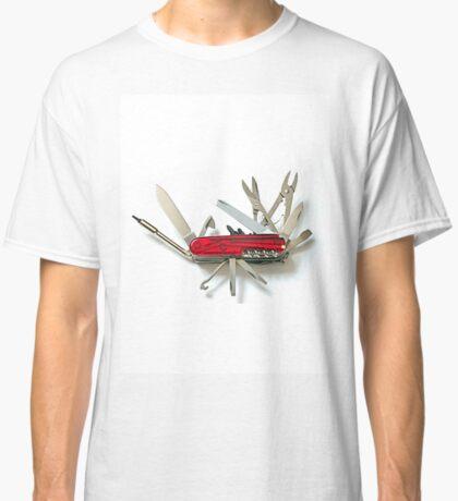 Multipurpose knife Classic T-Shirt