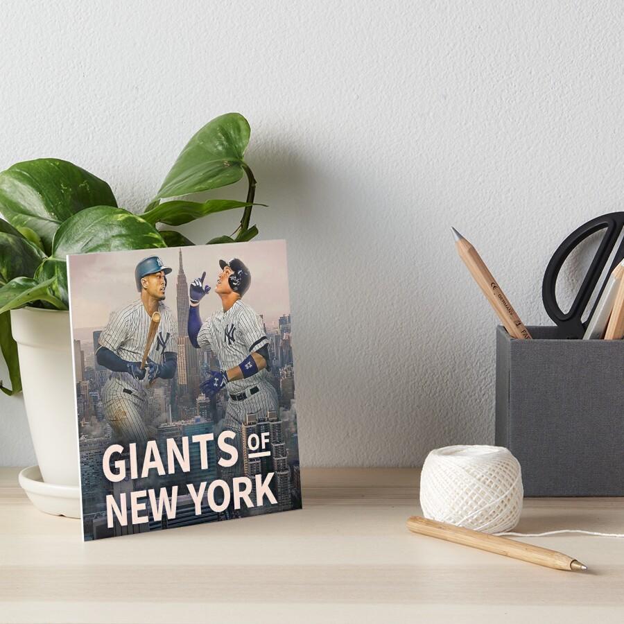 «Gigantes de Nueva York» de Links  Designs