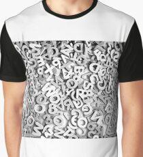 ABCs Graphic T-Shirt