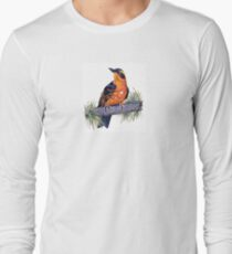 Birds In Hell Long Sleeve T-Shirt