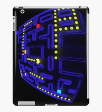 level pac man  iPad Case/Skin