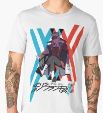 Darling In The Franxx -- Zero Two Men's Premium T-Shirt