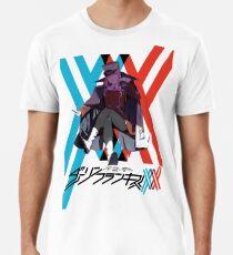Liebling im Franxx - Zero Two Premium T-Shirt