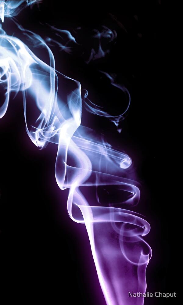 Smokin... by Nathalie Chaput