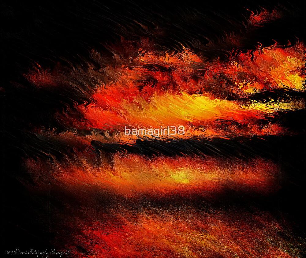 Sunset Art ............... by bamagirl38