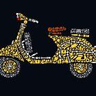 Roller Gelb von All-Streets
