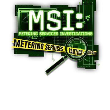 MSI: Metering Services Investigations by drewreimer