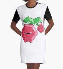 Cheruby Graphic T-Shirt Dress