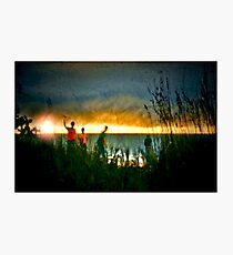 The Gulf of Mexico Photographic Print