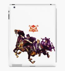 Troops to attack. iPad Case/Skin