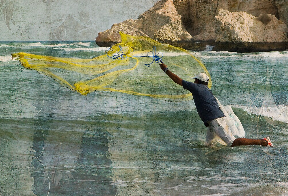 Casting the Net by marycarr