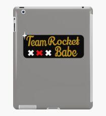 Team Rocket Inspired Pokemon Inspired Items  iPad Case/Skin