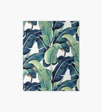 Banana Leaves Art Board