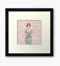Regency Framed Print