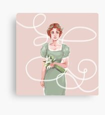 Regency Canvas Print
