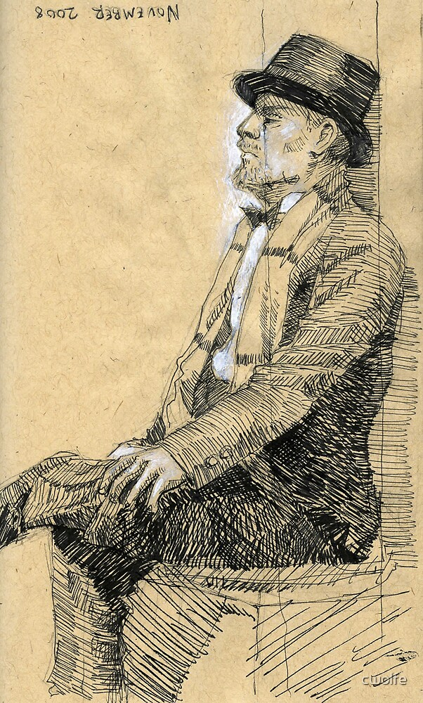 Gentleman by cwolfe