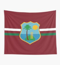 West Indies Cricket 01 Wall Tapestry