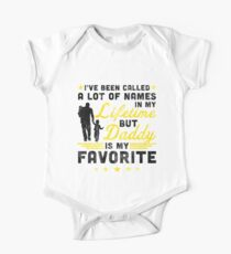 Mens Father's Day Gifts I've Been Called A Lot Of Names Daddy Tee One Piece - Short Sleeve