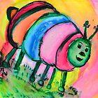 Miss Doodlebug by RobynLee