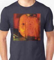 Alice in Ketten - Glas Fliegen Slim Fit T-Shirt