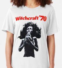 Witchcraft '70 movie shirt! Slim Fit T-Shirt