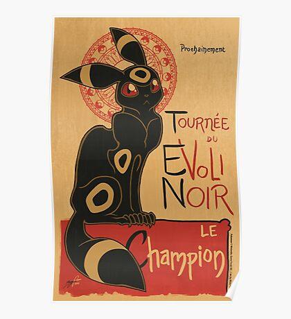 Noir Poster