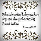 Romans 12:12 by Albert