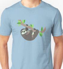 sloth tree Unisex T-Shirt