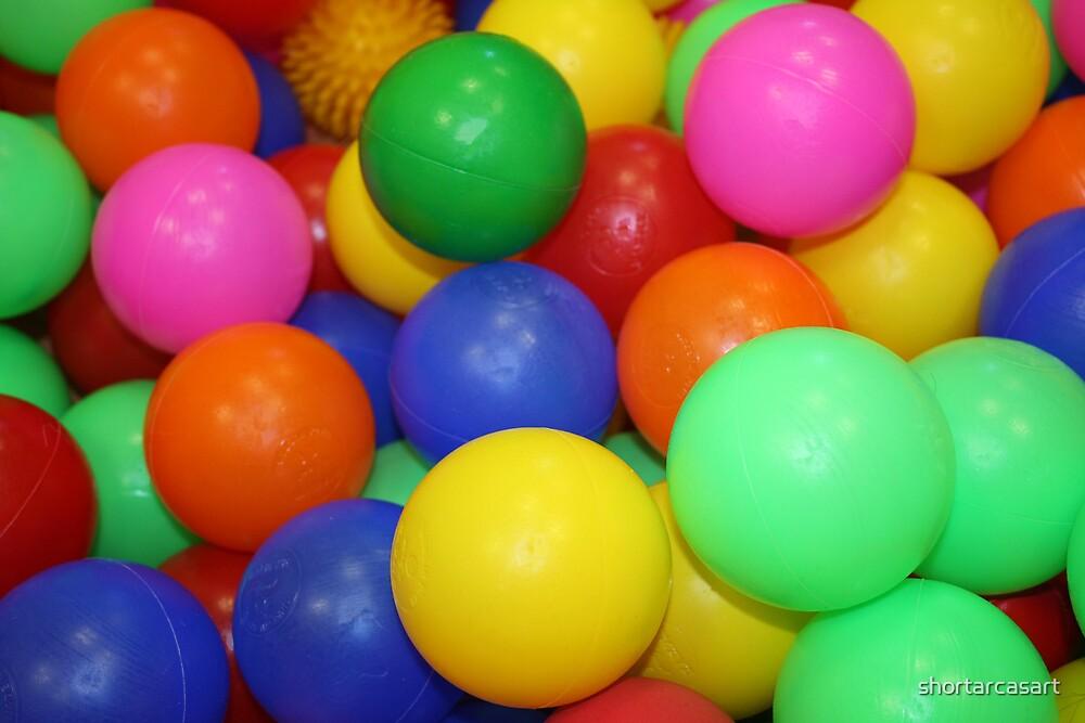 Bubbles by shortarcasart