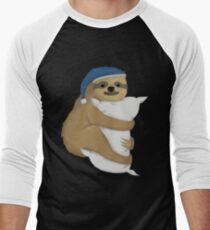 slothh Men's Baseball ¾ T-Shirt