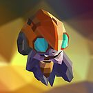 Low Poly Art - Tinker by giftmones