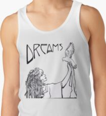 Stevie Nicks- Art Nouveau Style- B&W T-Shirt