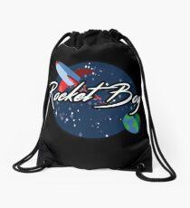 Rocket Boy! Drawstring Bag
