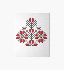 ethnic ornament Art Board