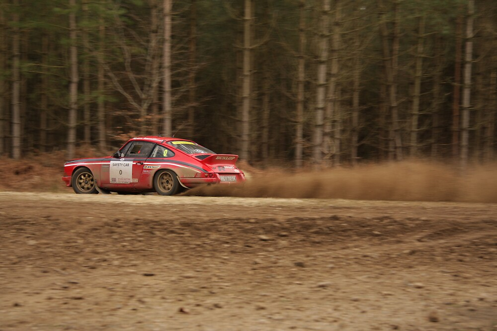 Sunseeker Rally 09 by harildas