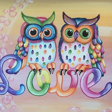 LOVE OWLS by sonya1968